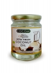 Olej kokosowy Ext.Virgin BIO 225ml Cocomi