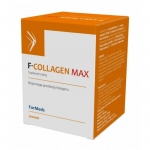 F-COLLAGEN MAX, kolagen - 5000 mg, witaminy K2, D3, C i kwas hialuronowy Formeds