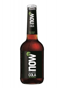Black Cola z guaraną BIO 330ml NOW