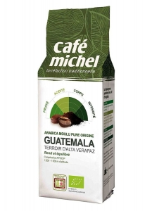 Kawa mielona Fair Trade Gwatemala 250g Cafe Michel