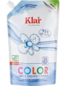Płyn do prania kolor Eco1,5l Klar