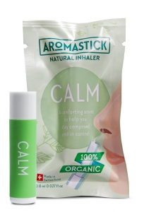 INHALATOR DO NOSA CALM ECO 0,8 ml - AROMASTICK