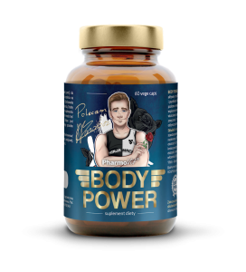 BODY POWER 60 KAPSUŁEK 30,57 g - PHARMOVIT (SPORT LIMITED)