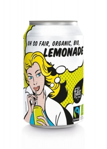 Lemoniada BIO 330ml OXFAM