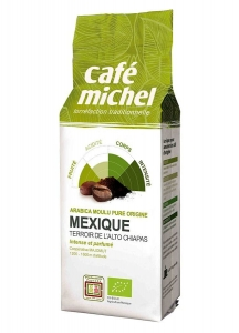 Kawa mielona Fair Trade Meksyk 250g Cafe Michel