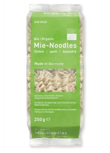 Makaron Noodle orkiszowy BIO 250g  Alb-Gold