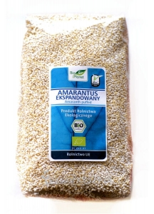 Amarantus ekspandowany BIO 150g Bio Planet