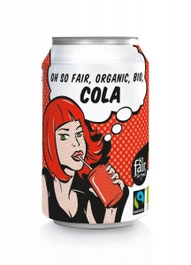 Cola BIO 330ml OXFAM