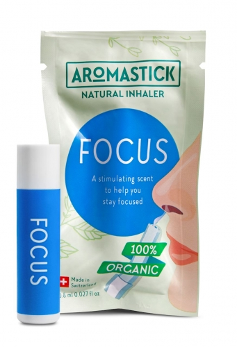 8366INHALATOR DO NOSA FOCUS ECO 0,8 ml - AROMASTICK-1